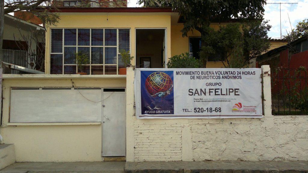 Apertura Grupo B.V. San Felipe Exterior